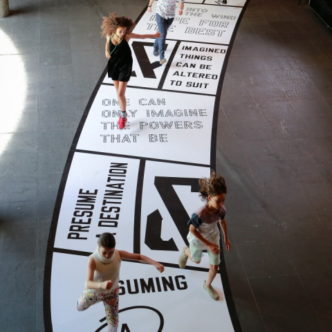 LAWRENCE WEINER - Out Of Sight 2015-2018 |
